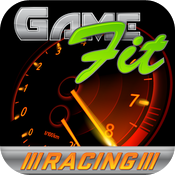 GameFit Racing ( Exercise Powered Offroad Race Track Fitness Game ) icon