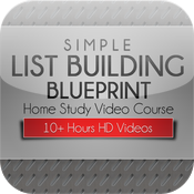 List Building Blueprint Video Course icon