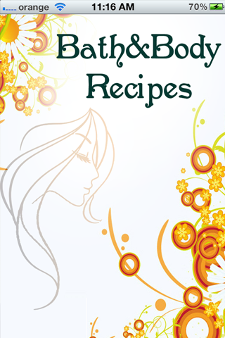 Bath and Body Recipes