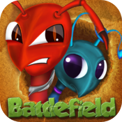 Tap Tap Ants : Battlefield HD icon