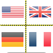 Flags Fun Game icon