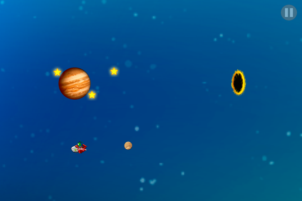 Space Rider Free Game- by Top Free Games - best Apps