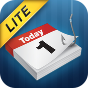 Fishing Calendar Lite icon
