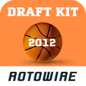 RotoWire Fantasy Basketball Draft Kit 2012 icon