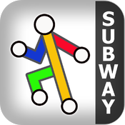 New York Subway for iPad by Zuti icon