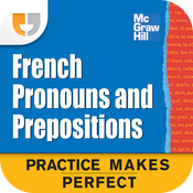 Practice Makes Perfect: French Pronouns and Prepositions Companion by PlaySay icon