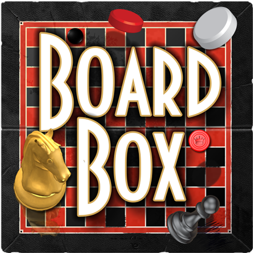 BoardBox - Play more than 20 games: Chess, Checkers, Go, Backgammon, etc.