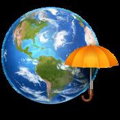 3D全球地图和天气 3D Weather Globe & Atlas Deluxe