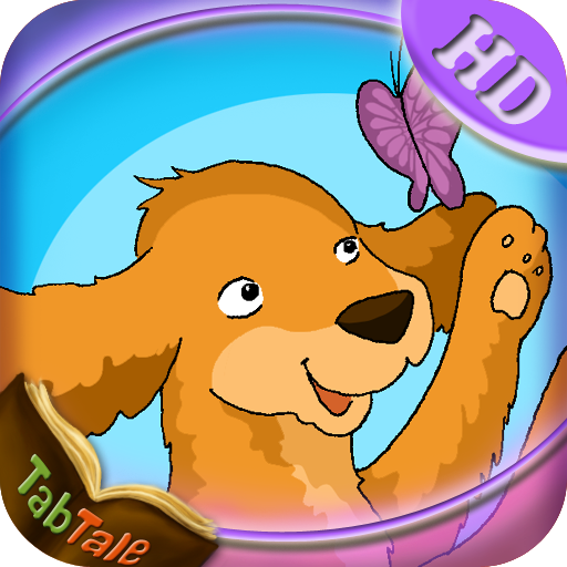 Dog Story - Learn Opposites - Pet Animal Adventures - An Interactive Children's Story Toddlers Book HD