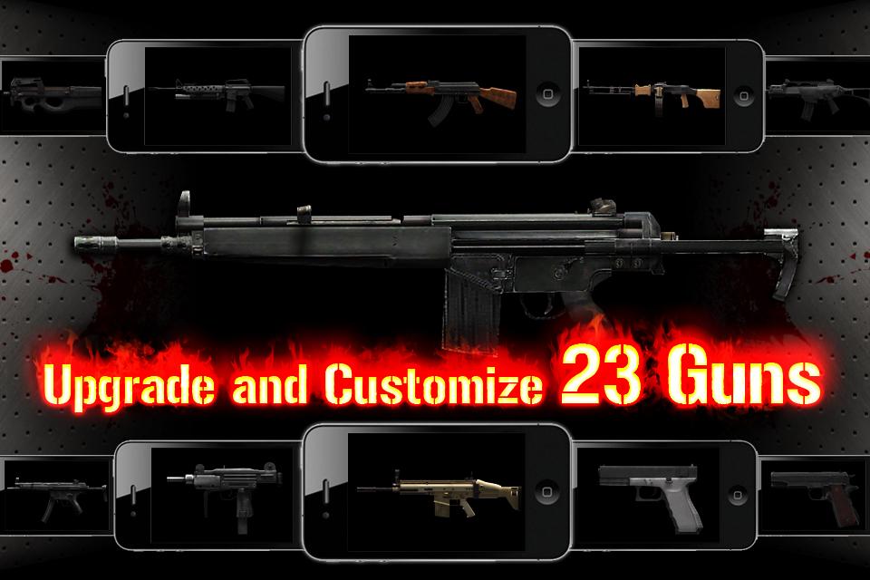 GUN ZOMBIE : HELL GATE