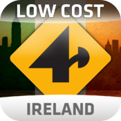 Nav4D Ireland @ LOW COST icon