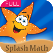 1st Grade Math: Splash Math Worksheets Game for 13 chapters [HD Full] icon