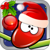Blobster Christmas icon