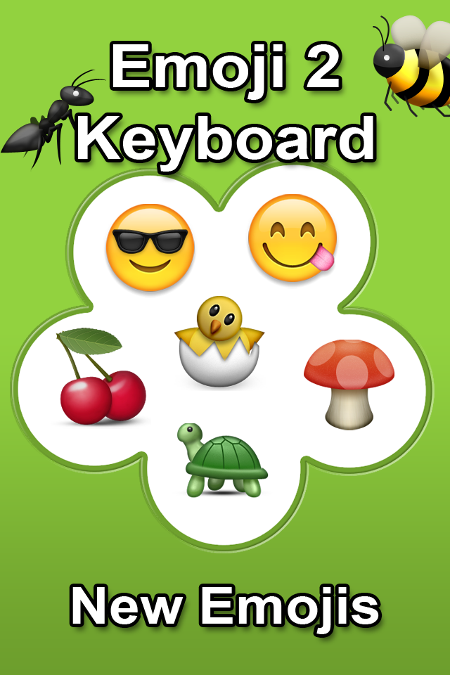Image of Emoji 2 Keyboard FREE - New Emojis for iPhone