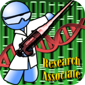 Research Associate icon