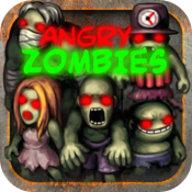 Angry Zombies !! icon