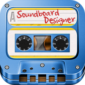 Soundboard Designer - create your own soundboard or download one! icon