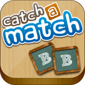 Catch a Match - Memory Matching Game for Kids icon