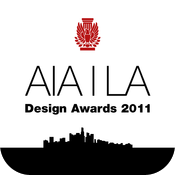 AIA / LA Design Awards 2011 icon