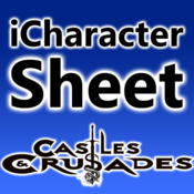 iCharacter Sheet Castles & Crusades