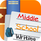 Middle School Writing - Expressing Basic Ideas icon
