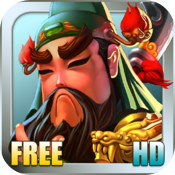 Three Kingdoms TD - Legend of Shu HD Free icon