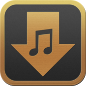 Free Music Downloader & Player ∞ icon