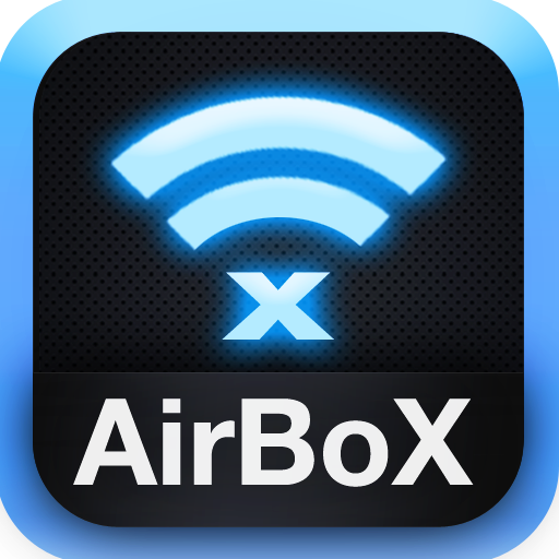 AirBOX - The easiest File Transfer APP with your PC (DOCUMENT/VIDEO/MUSIC/PHOTO/M3U8 viewer included)