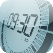 Touch LCD - Designer Speaking Clock icon