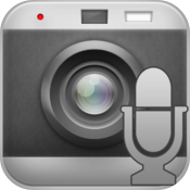 Vocal Self Timer Camera icon