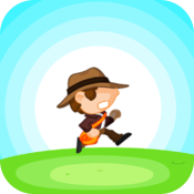 Mountain Runner Game icon