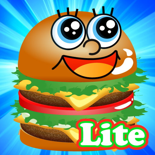 Yummy Burger Animal Pet for iPad Games App Lite-Super,Nice & Fantastic Free Extra Learning Gratis Game Apps