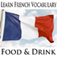 Learn French Vocabulary Builder - Food & Drink