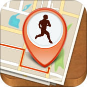 RunWatch GPS Running Watch for tracking, mapping and memorizing routes icon