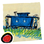 Auracle - Chuggy and the Blue Caboose icon