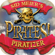 Sid Meier's Pirates! Piratizer icon