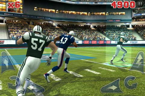 'NFL Rivals' is a Juke and Sprint Fueled Fun Fest to the Top!