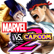 Marvel vs. Capcom 2 Review icon