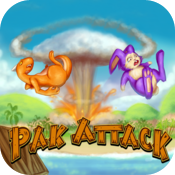 The PakAttack icon
