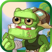 Zombie Battle HD icon