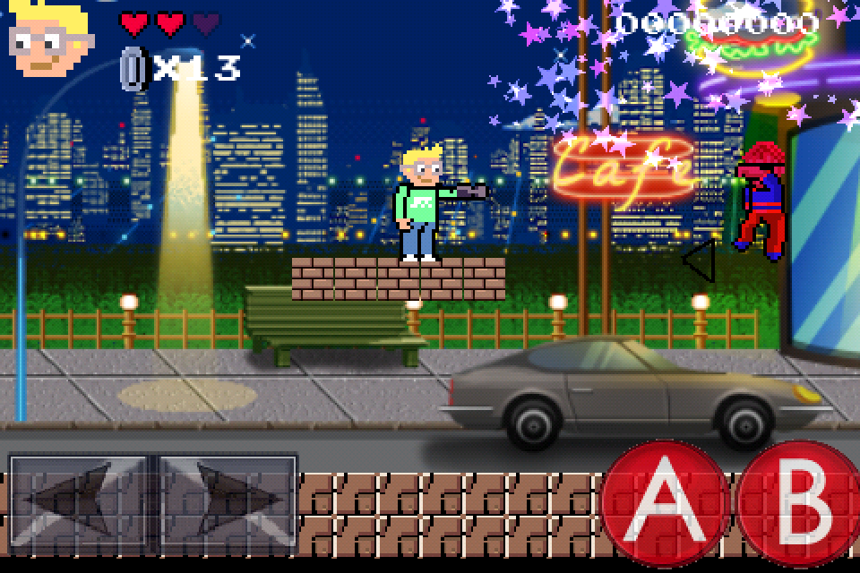 Hyper Crush: The 8-bit Adventure screenshot 4