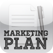 Marketing Plan App icon