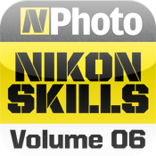 Nikon Skills: Camera Video Training Volume 6 icon