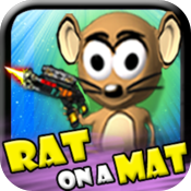 Rat on a Mat ( Free Shooting Games ) icon