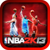 NBA 2K13 Review icon