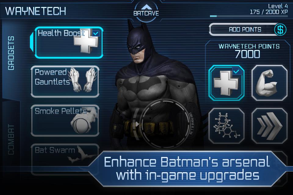 mzl.rqypmpzf Batman Arkham City Lockdown By Warner Bros. v1.2 **UPDATED 23 FEB 2012**