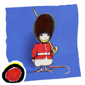 "Introduce London to children in a picturesque way through ""The Guard Mouse"" a classic tale by the author of Corduroy, Don Freeman. A perfect bedtime story. (iPad version, by Auryn Apps) icon"