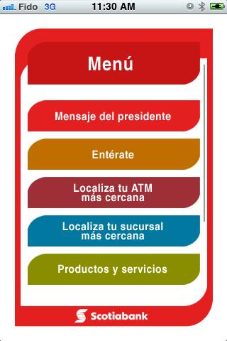 Scotiabank de puerto rico informaci n general y for Localizador de sucursales