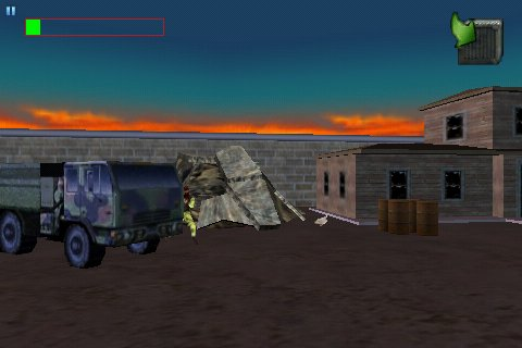Covert Wars screenshot 2
