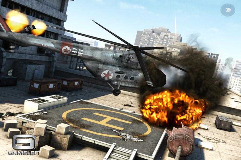mzl.kmelnrfz [Gameloft] Modern Combat 3: Fallen Nation v1.3.0